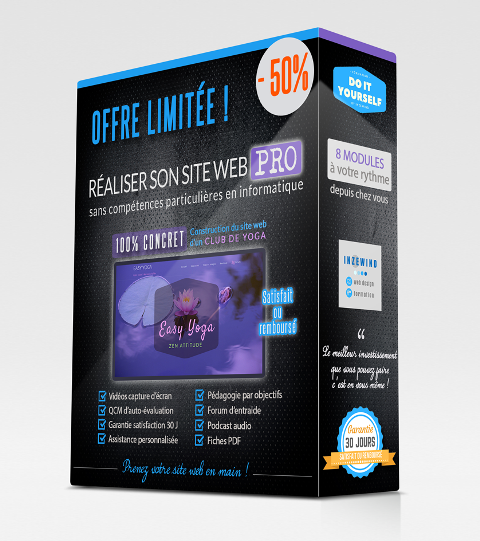 [Formation complète]: vidéos capture d'écran + podcasts + fiches pdf + assistance personnalisée + garantie 30 jours